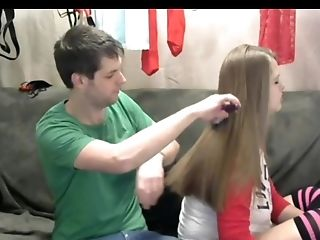 Silky Hair Pulling And Brushing, Lengthy Hair, Hair