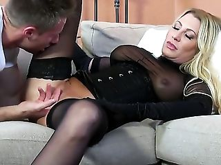 Levi Cash Admires Riskily Horny Jennifer Bests Bod Before She Takes His Dick In Her Deep Down Her Hatch