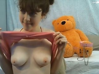 Lovely Youthfull Stunner Home Made First-timer Porno Legal-years-old Naked On Webcam