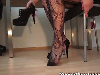 Youthful Courtesans - Alina - Fucked With A Bonus
