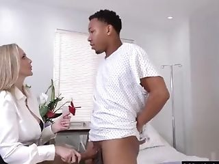 Big Tits Cougar Feet Fetish With Jizm On Tits