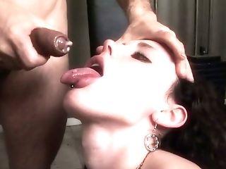 Lecherous Whorish Chick Zaylen Skye Is Fucked With Giant Dick