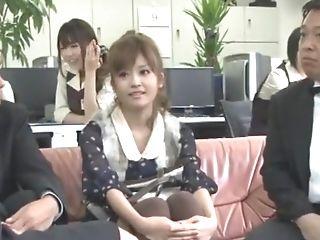 Fabulous Japanese Chick Misae Ueki, Mio Mikura, Erika Kashiwagi In Horny Jav Flick